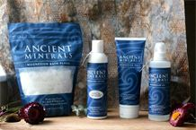 Ancient Minerals Magnesium Oil Products | Your Body in Balance