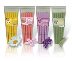 Ear Candles infused with Essential Oils in Australia