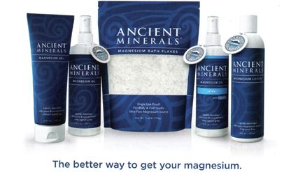 Ancient Minerals Magnesium Oil, Gel, Lotion and Bath Flakes | The better way to get your magnesium