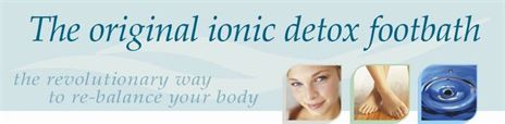 Dr Mary Staggs the Original Ionic Detox Foot Spa Bath Systems.